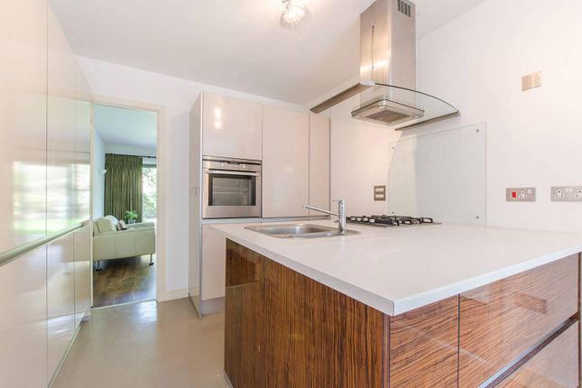 Thumbnail Terraced house to rent in Woodland Crescent, Greenwich, London