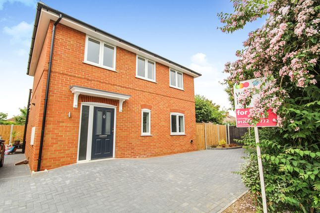 Thumbnail Detached house for sale in Nash Close, Colchester