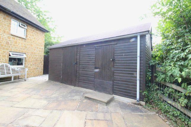 Workshop of Rectory Gardens, Drayton, Banbury OX15