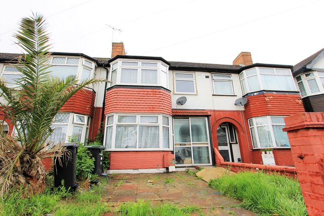Thumbnail Terraced house for sale in York Road, London