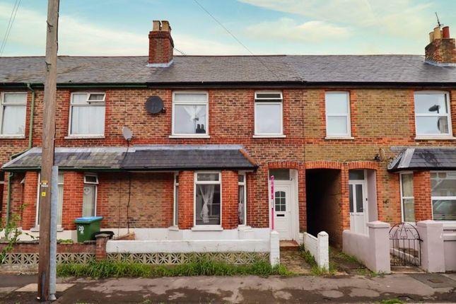 3 bed terraced house for sale in Essex Road, Bognor Regis PO21