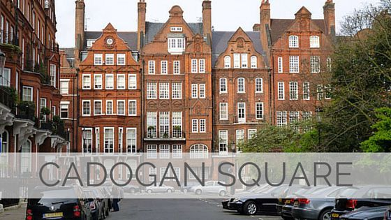 Thumbnail Terraced house to rent in Cadogan Square, Knightsbridge