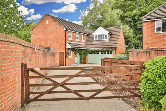 Thumbnail Detached house for sale in Viaduct Close, Bassaleg, Newport