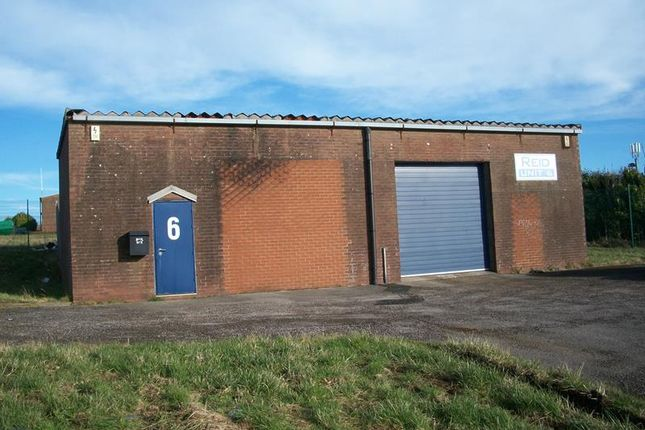 Thumbnail Light industrial to let in Unit 6, Sneckyeat Road Industrial Estate, Whitehaven