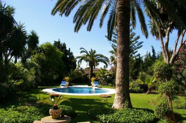 Pool Area of Spain, Málaga, Estepona, East Estepona