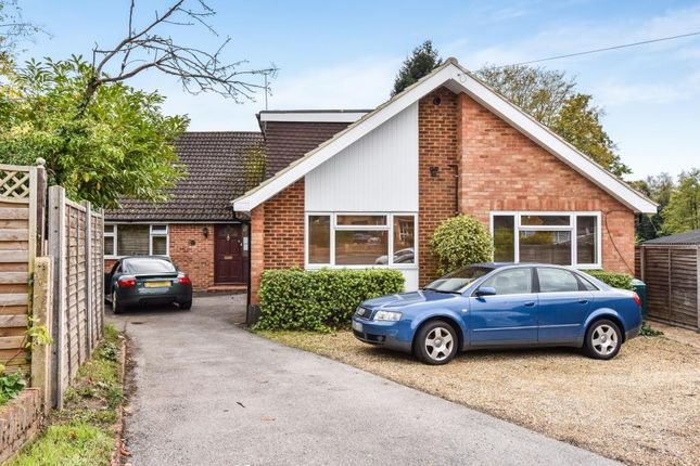 Thumbnail Detached house for sale in Camberley, Surrey, Camberley, Surrey