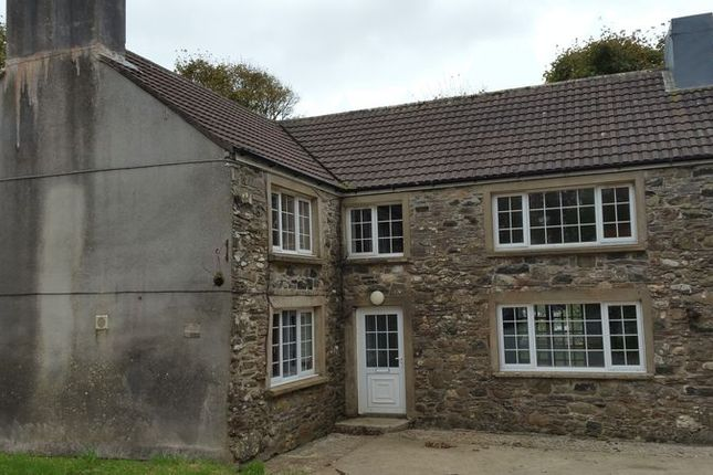 Thumbnail Detached house to rent in Welsh Hook Farmhouse, Welsh Hook, Wolfscastle Haverfordwest