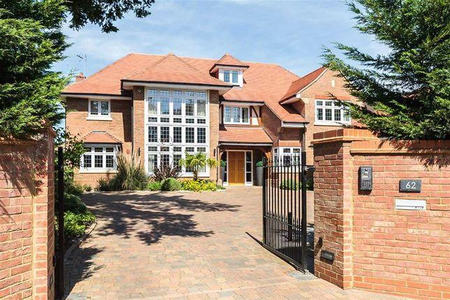 Thumbnail Detached house to rent in Aldenham Avenue, Radlett, Hertfordshire