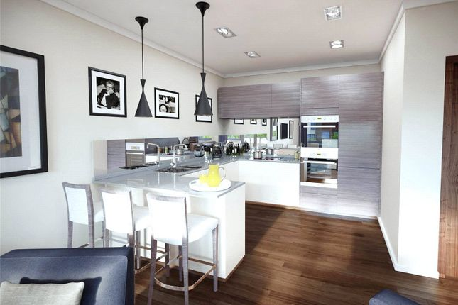 Thumbnail Flat for sale in Tudor House, Madoc Close, London