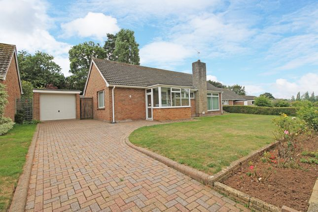 Thumbnail Detached bungalow for sale in Winslade Park Avenue, Clyst St. Mary, Exeter