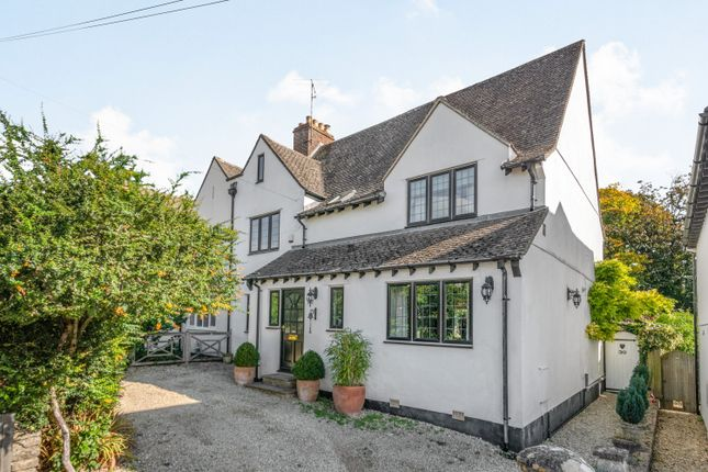 Thumbnail Semi-detached house for sale in Shepherds Way, Cirencester