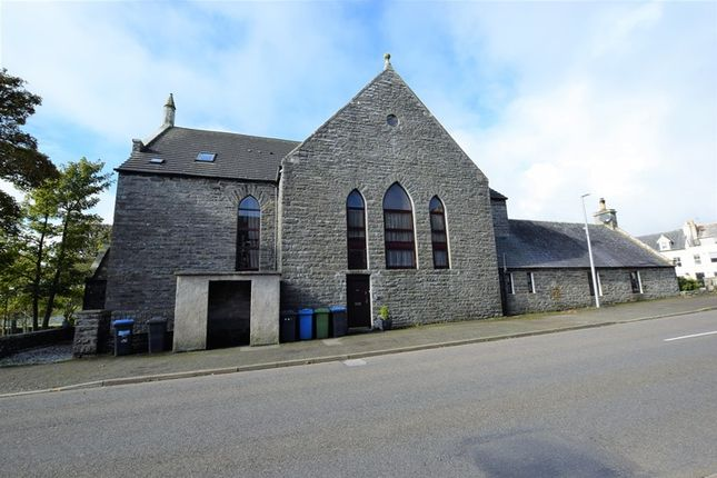 Thumbnail 3 bed maisonette for sale in Apartment 1, Old Free Church, Lybster