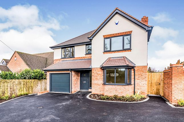 Thumbnail Detached house for sale in Rectory Road, Sutton Coldfield