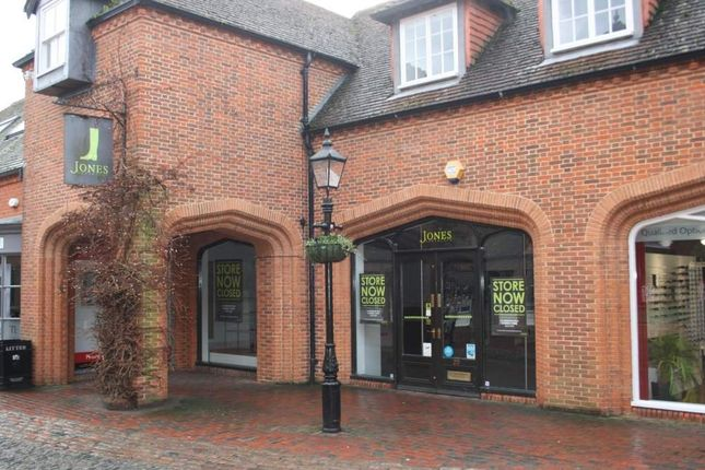 Thumbnail Retail premises to let in 5A Lion & Lamb Yard, Farnham, Surrey