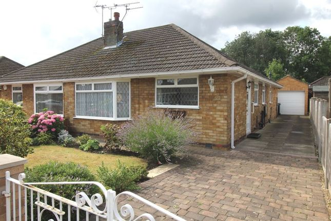 Thumbnail 2 bed bungalow for sale in Croft Road, Balby, Doncaster