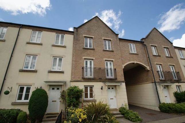 Thumbnail Terraced house to rent in Watson Place, Exeter