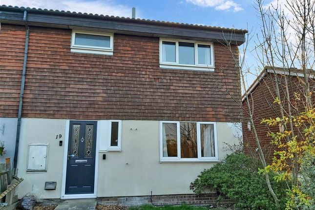 3 bed end terrace house for sale in Kinross Close, Walderslade, Chatham, Kent ME5
