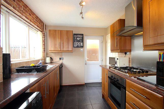 Kitchen of Wayfarer Drive, East Goscote, Leicester LE7