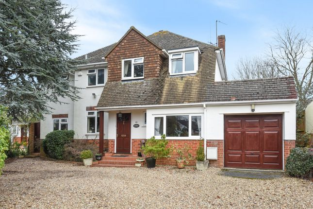 Thumbnail Detached house for sale in Kevan Drive, Send, Woking
