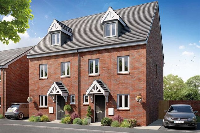 """3 bed property for sale in """"The Palmerston"""" at Newton Abbot Way, Bourne PE10"""