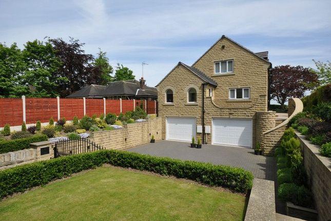 Thumbnail Detached house for sale in Chevet Park Court, Chevet Lane, Wakefield