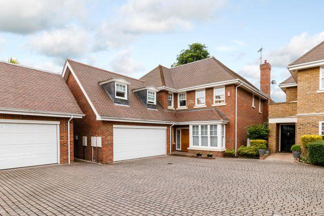 Thumbnail Detached house to rent in Hanger Hill, Weybridge