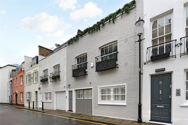 Thumbnail Terraced house for sale in Clareville Street, South Kensington, London