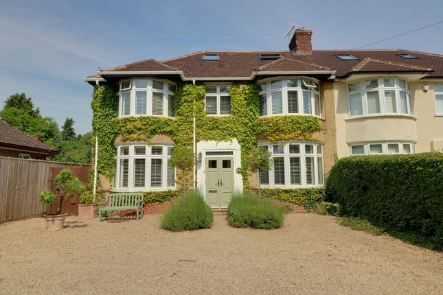 Thumbnail Semi-detached house for sale in Cumnor Road, Boars Hill, Oxford