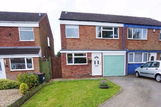 Thumbnail Semi-detached house for sale in Honiley Drive, Sutton Coldfield