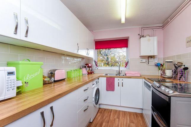 Thumbnail Flat for sale in Blackbush Close, Sutton