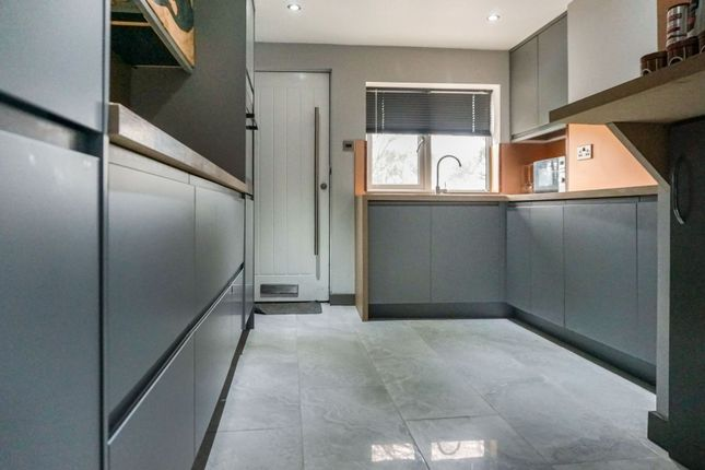 Thumbnail Terraced house for sale in Main Road, Oakham