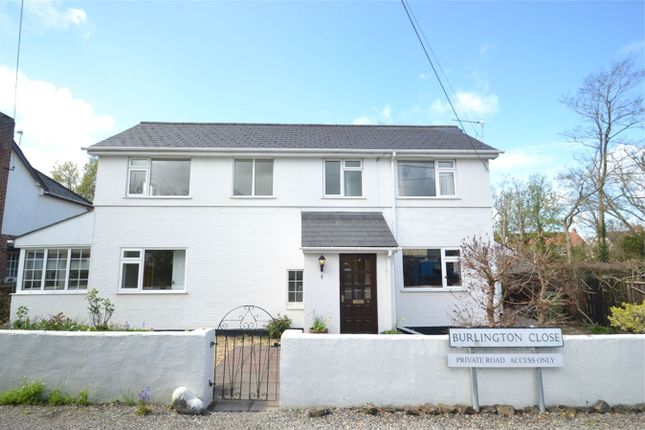 3 bed detached house to rent in Burlington Close, Newport EX32