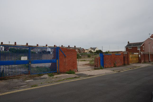 Thumbnail Land for sale in Morgans Yard, Marsh Street, Barrow-In-Furness