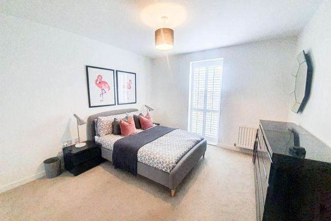 Thumbnail Flat to rent in Manwell Lane, Barking