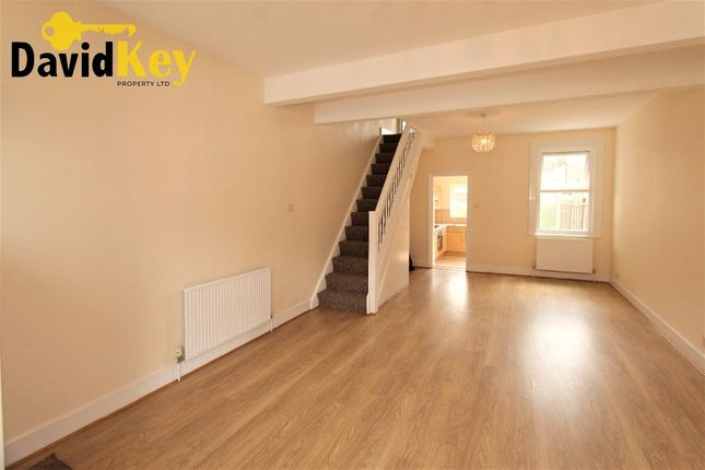 Thumbnail Terraced house to rent in Gordon Road, London
