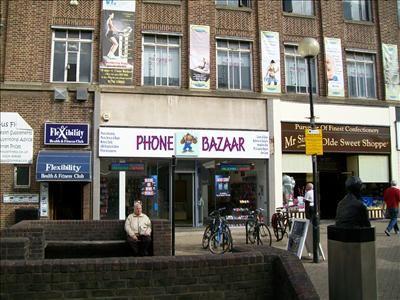Thumbnail Retail premises to let in 58B High Street, Bedford