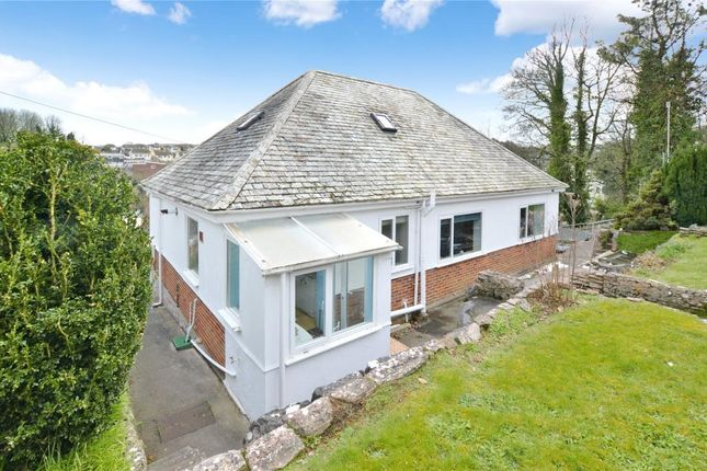 Thumbnail Detached bungalow for sale in Penpethy Road, Brixham, Devon