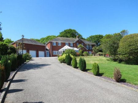 Thumbnail Detached house for sale in Bosinver Lane, Polgooth, St. Austell