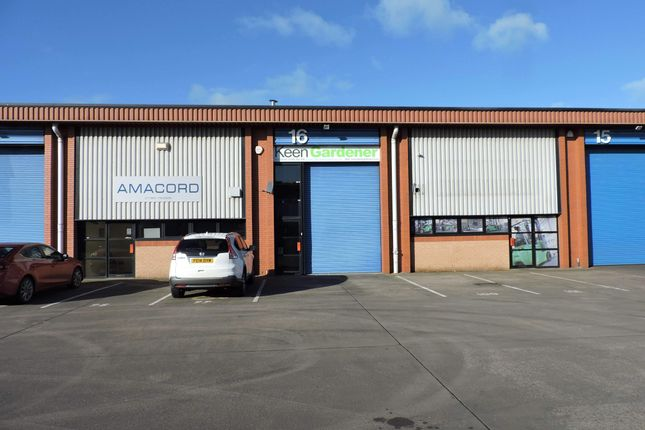 Thumbnail Warehouse to let in Arden Road, Alcester