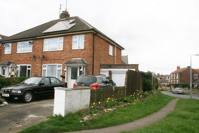 Thumbnail Semi-detached house for sale in Pasture Lane, Seamer, Scarborough