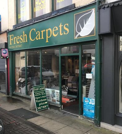 Thumbnail Commercial property for sale in 9, Whalley Road, Accrington, Lancashire