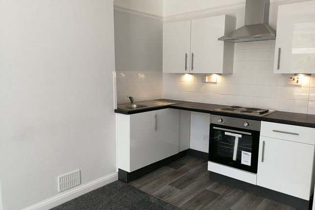 Thumbnail Flat to rent in Priory Cresent, Southsea
