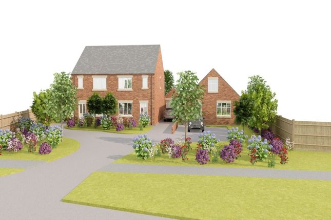 Thumbnail Semi-detached house for sale in Plot Three Pilsley Road, Danesmoor, Chesterfield
