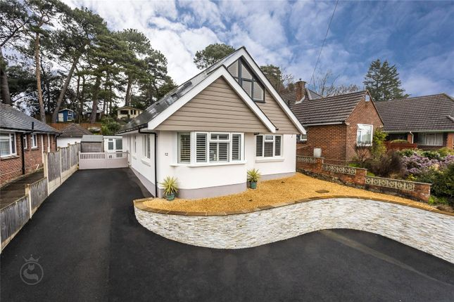 Thumbnail Bungalow for sale in Inverclyde Road, Lower Parkstone, Poole