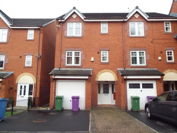 Thumbnail Terraced house for sale in Halsnead Close, Wavertree, Liverpool