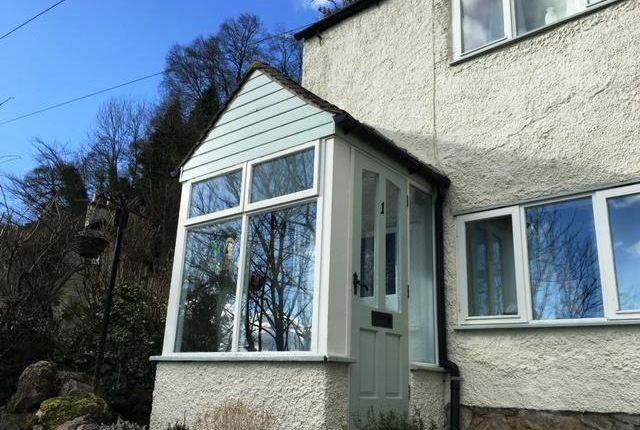Thumbnail Cottage to rent in Masson Road, Matlock Bath, Matlock