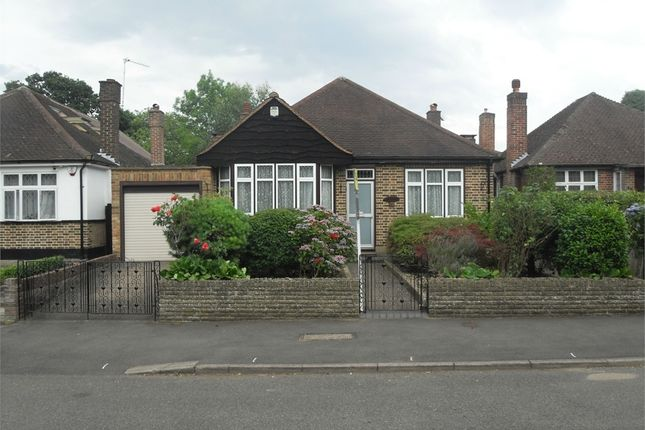 Thumbnail Detached bungalow to rent in Cheney Street, Pinner, Middlesex