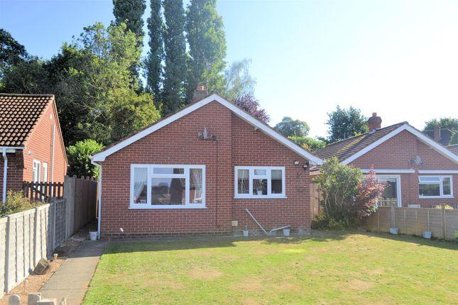 Thumbnail Detached bungalow for sale in Kings Croft, Dersingham, King's Lynn