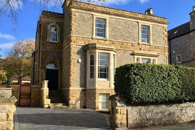 Thumbnail Detached house for sale in Linden Road, Clevedon, North Somerset