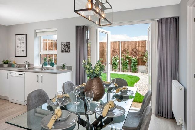 """Thumbnail Detached house for sale in """"Abbeydale"""" at Waddington Road, Clitheroe"""